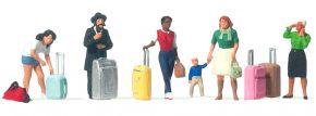 Preiser 10795 Reisende | Figuren Spur H0 kaufen
