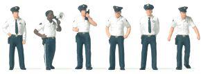 Preiser 10797 US City Police | Figuren Spur H0 kaufen