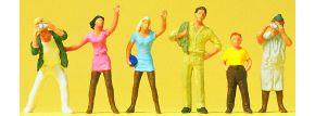 Preiser 14076 Zuschauer | Miniaturfiguren Spur H0 kaufen