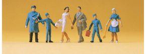 Preiser 14131 Am Hotel Figuren Spur H0 kaufen
