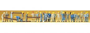 Preiser 14403 Gleisarbeiter | 24 Stück | Figuren Spur H0 kaufen