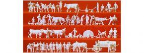 Preiser 16354 Auf dem Land | 102 Stück | Miniaturfiguren Spur H0 kaufen