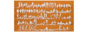 Preiser 16357 Freizeit am See 120 unbemalte Figuren Bausatz 1:87 kaufen