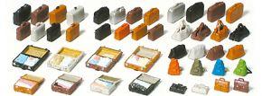 Preiser 17007 Reisegepäck | 44 Teile | Bausatz Spur H0 kaufen