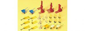 Preiser 17107 Gabelstapler und andere Transportgeräte Deko-Set Spur H0 kaufen