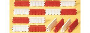 Preiser 17178 Verkehrsleitblöcke | Zubehör Spur H0 kaufen