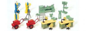 Preiser 17185 Werkstatteinrichtung Bausatz Spur H0 kaufen
