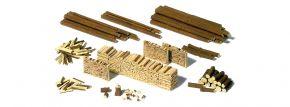 Preiser 17609 Stämme Holzscheite und Holzstapel Bausatz 1:87 kaufen