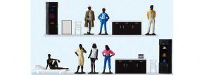 Preiser 17700 Ladeneinrichtung Modeboutique Figuren Spur H0 kaufen