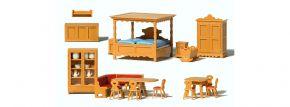 Preiser 17710 Landhausmöbel Set Fertigmodell 1:87 kaufen