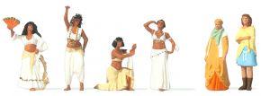 Preiser 24769 Orientalische Tänzerinnen und Zuschauer   Figuren Spur H0 kaufen