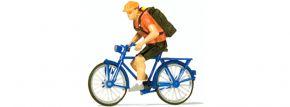 Preiser 28175 Fahrradkurier | Figur Spur H0 kaufen