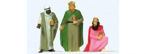 Preiser 29092 Die Heiligen Drei Könige | Krippenfiguren Spur H0 kaufen
