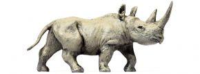 Preiser 29521 Afrikanisches Nashorn   Figuren Spur H0 kaufen