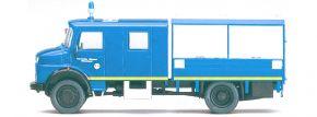 Preiser 31168 MB LA 911 THW MKW Blaulichtmodell 1:87 kaufen