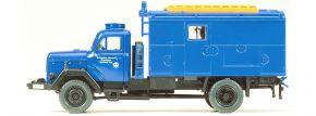 Preiser 31306 Magirus Mercur THW Gerätewagen Bausatz 1:87 kaufen