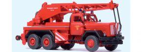 Preiser 35033 Kranwagen KW 16 F Magirus 250 D 25 A | Fertigmodell 1:87 kaufen