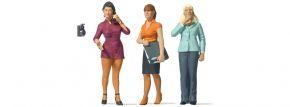 Preiser 44922 Im Büro | 3 Stück | Figuren Spur G kaufen