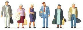 Preiser 73009 Reisende | 6 Figuren 1:76 kaufen