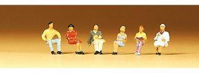 Preiser 79013 Sitzende Personen | 6 Miniaturfiguren Spur N kaufen