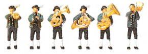 Preiser 79121 Bayerische Musikanten | Miniaturfiguren Spur N kaufen