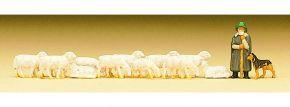Preiser 79160 Schäferei Schäfer + Schafe | Miniaturfiguren | Spur N kaufen