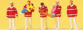 Preiser 79196 Sanitäter | 7 Miniaturfiguren | Spur N kaufen