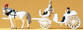 Preiser 79479 Hochzeitskutsche Fertigmodell | Spur N kaufen