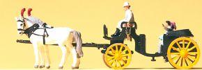 Preiser 79481 Droschke offen | Stück | Figuren Spur N kaufen