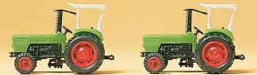 Preiser 79506Ackerschlepper Deutz D 6206 | 2 Stück | Automodell Spur N kaufen