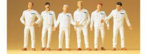 Preiser 80909 Monteure Figuren 1:200 geeignet Spur Z kaufen
