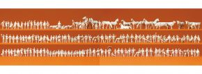 Preiser 88500 Sortiment Passanten Reisende Tiere Bausatz | Figuren Spur Z kaufen