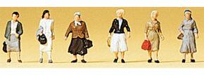Preiser 88531 Pendlerinnen | 6 Stück | Figuren Spur Z kaufen