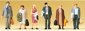 Preiser 88535 Reisende| 6 Stück | Figuren Spur Z kaufen