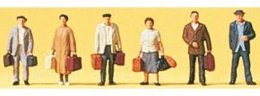 Preiser 88540 Reisende | 6 Stück | Figuren Spur Z kaufen