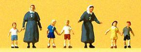 Preiser 88556 Diakonisse mit Kindern Figuren Spur Z kaufen