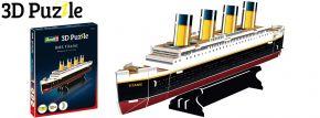Revell 00112 RMS Titanic | 3D-Puzzle | 30 Teile | ab 10 Jahren kaufen