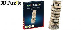 Revell 00117 Schiefer Turm von Pisa | 3D-Puzzle | 8 Teile | ab 10 Jahren kaufen