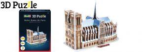 Revell 00121 Notre-Dame de Paris | 3D-Puzzle | 39 Teile | ab 10 Jahren kaufen