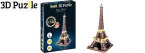 Revell 00150 Eiffelturm - LED Edition | 3D-Puzzle |  84 Teile | ab 10 Jahren kaufen
