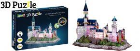 Revell 00151 Schloss Neuschwanstein LED Edition | 3D-Puzzle | 128 Teile | ab 10 Jahren kaufen
