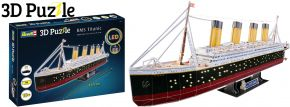 Revell 00154 RMS Titanic LED Edition | 3D-Puzzle | 266 Teile | ab 10 Jahren kaufen