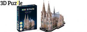 Revell 00203 Kölner Dom | 3D-Puzzle | 179 Teile | ab 10 Jahren kaufen