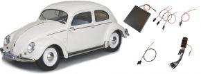 Revell 00450 VW Käfer 1951/1952 | mit Beleuchtung | Technik Auto Bausatz 1:16 kaufen