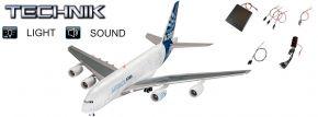 Revell 00453 Airbus A380-800 | Sound + Licht | Flugzeug Bausatz 1:144 kaufen