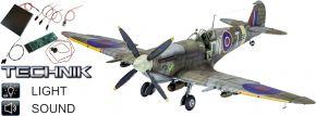 Revell 00457 Supermarine Spitfire Mk.IXc | Sound + Licht | Technik Flugzeug Bausatz 1:32 kaufen
