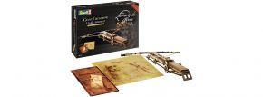 Revell 00517 Große Armbrust Leonardo da Vinci | Holz Bausatz 1:100 kaufen