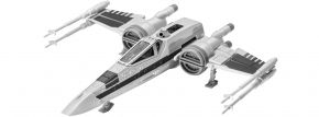 Revell 01101 X-Wing Fighter Star Wars easy-click | Raumschiff Bausatz 1:112 kaufen
