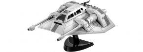 Revell 01104 Snowspeeder Star Wars easy-click | Raumschiff Bausatz 1:52 kaufen