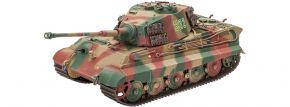Revell 03249 Tiger II Ausf.B Henschel Turret | Militär Bausatz 1:35